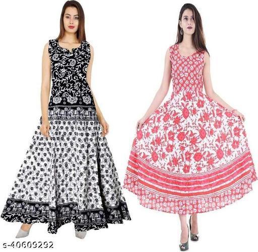 Stylish Fashionable Women Gowns