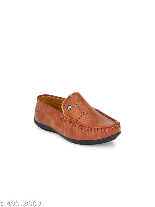 Tuskey Comfortable Loafer Shoes for kids Boys Fashion