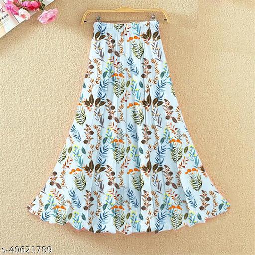 Fancy Modern Women Western Skirts
