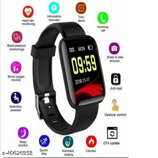 ID116 Activity Tracker Blood Pressure Smart  Watch Sport Fitness Watch Fitness Band