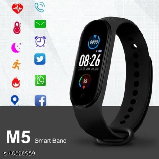 M5Activity Tracker Blood Pressure Smart Band Watch Sport Fitness Band Fitness Band
