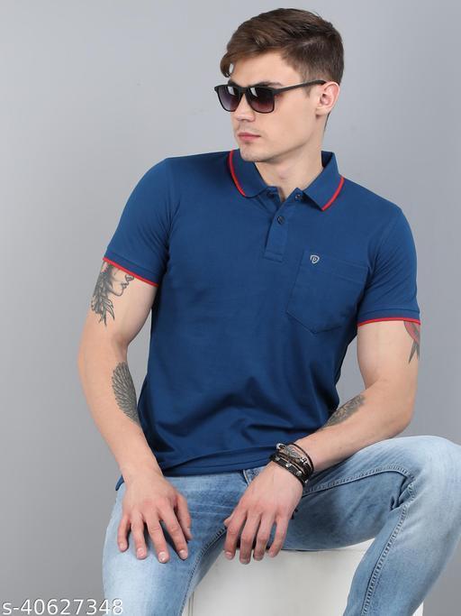 Pointer Newlook Cotton Men's Tshirts