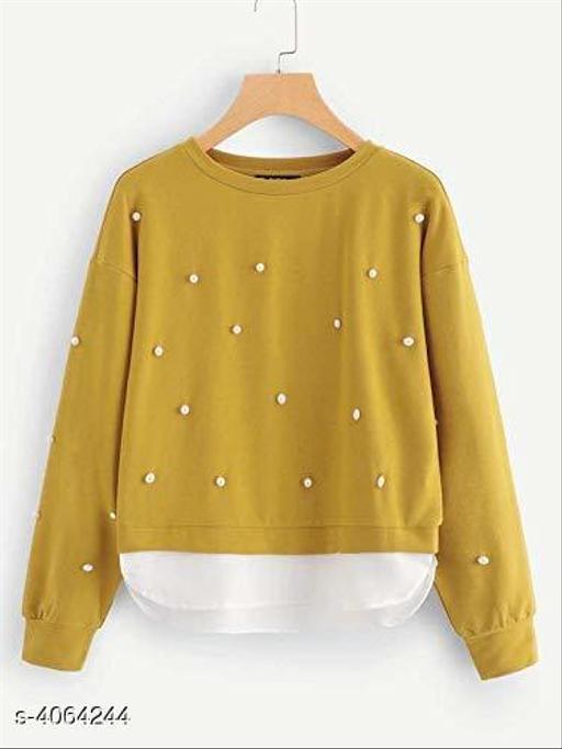 Aagam Petite Women Sweatshirt