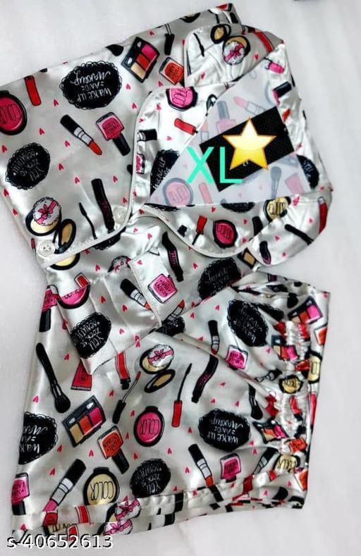 makeup kit customised nightsuit