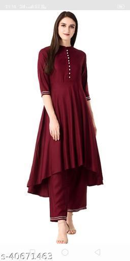 Trendy Refined Women Kurta Sets