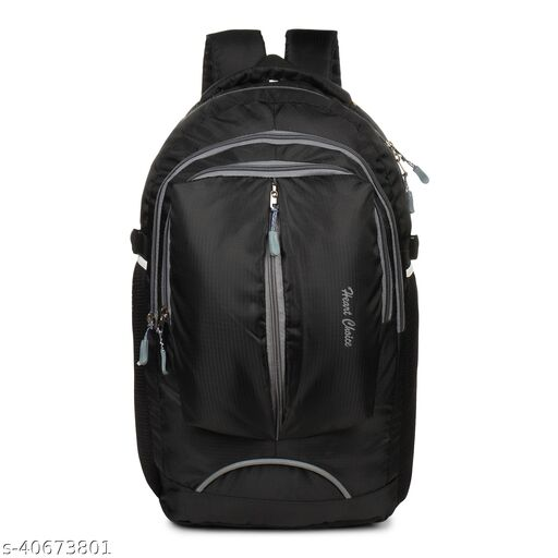 Elegant Static Men Bags & Backpacks
