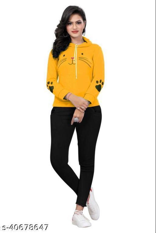 Stylish Designer Women Sweatshirt