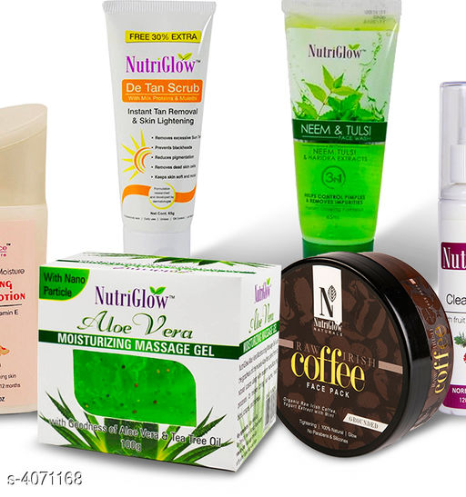 Nutriglow Discounted Combo Face Care