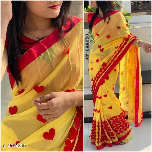 AtTractive Trendy Saree
