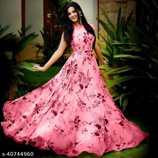 Women's Anarkali Gown
