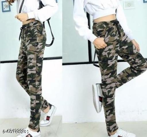 Stylish Fashionista Women Jeggings
