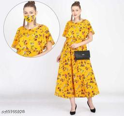 Comfy Designer Women Gown