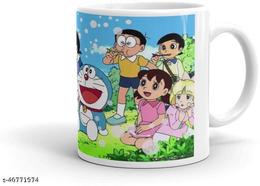 All Doraemon Character Are Picnic Tea and Coffee Cup Gift for Any Occasion Tea Cups