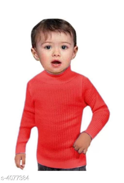 Doodle Trendy Woolen Kid's Sweaters
