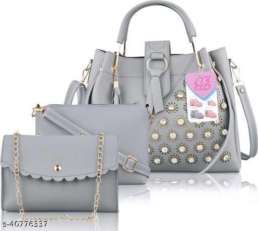 New stylish combo hadbag for girl/woman