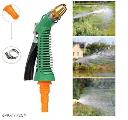 X Pulse  Metal Hose Nozzle High Pressure Water Spray Gun   Sprayer Garden Auto Car Washing - Brass Nozzle Spray Gun