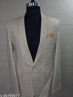Trendy Modern Men Blazers