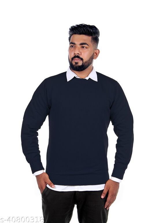 Classic Partywear Men Sweatshirts