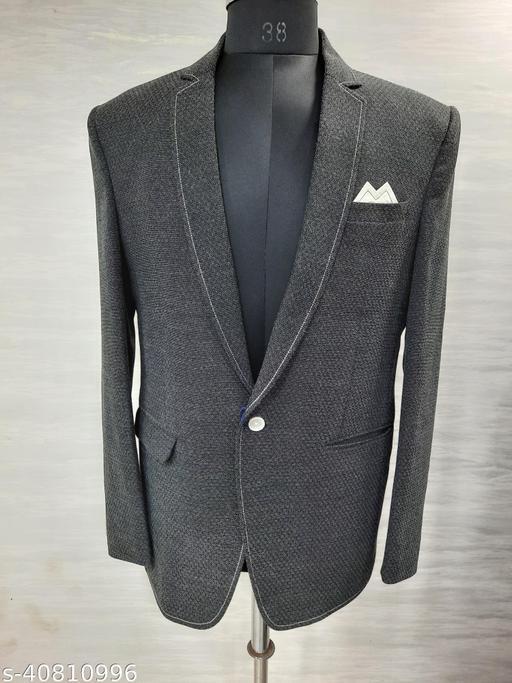 Fancy Fashionista Men Blazers