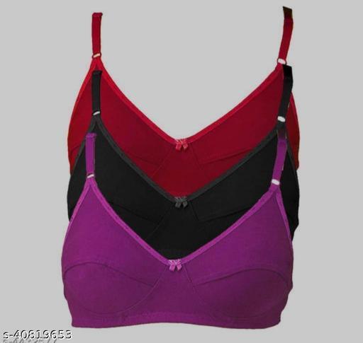 BRANDLANCE regular bras combo pack 3