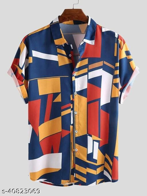 Classic Retro Men Shirts