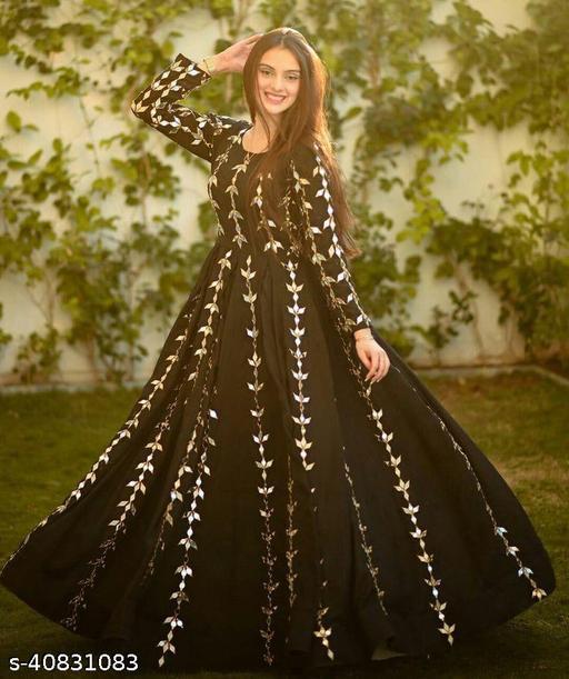 Pretty Glamorous Women Gowns