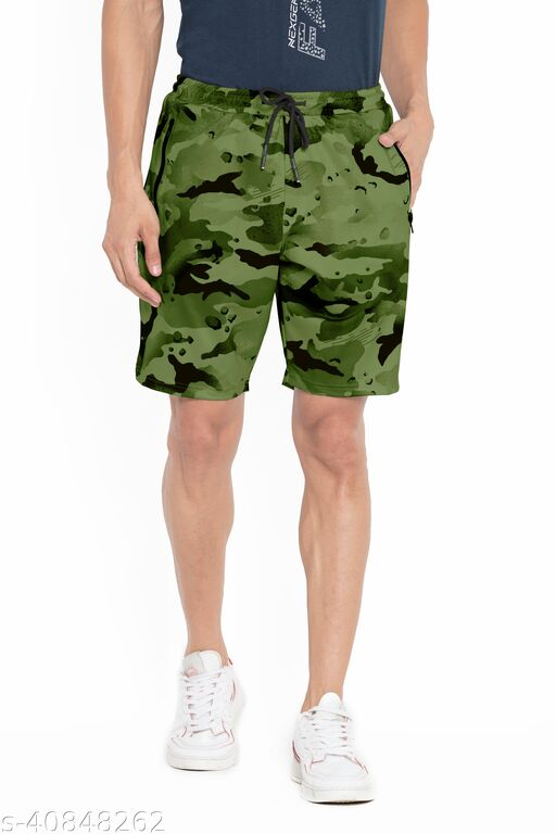 Ravishing Latest Men Shorts