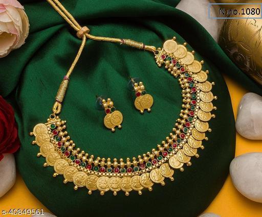 New Design Stylist Laxmiji Necklace