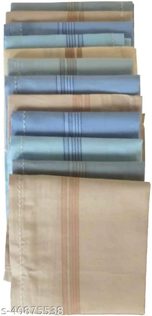 Casual Modern Men Handkerchief