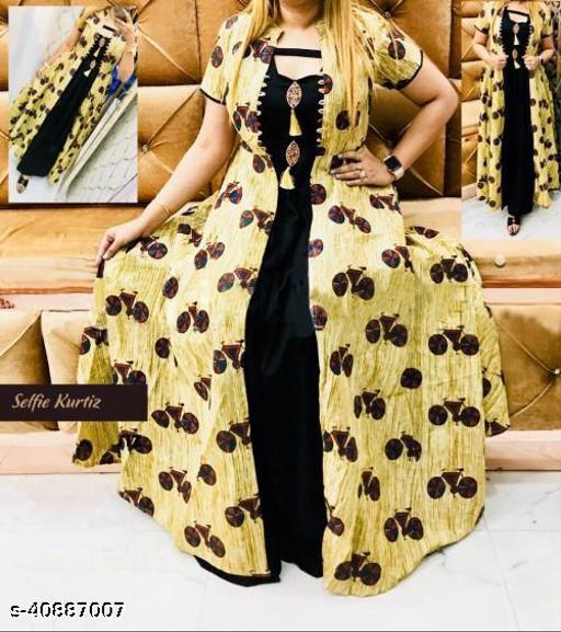 Aakarsha Ensemble Gown