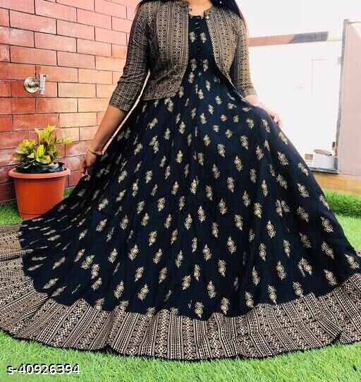 Aagam Pretty Gowns