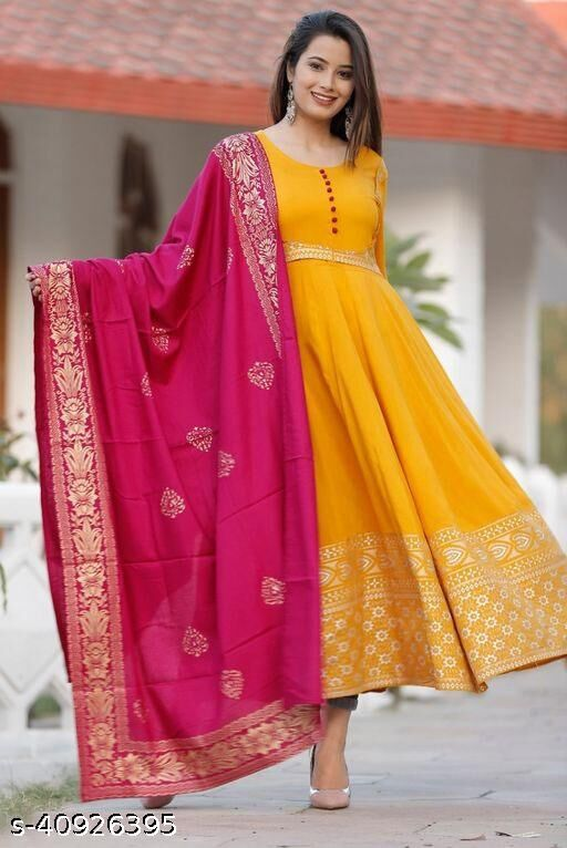 Aagam Fabulous Gowns