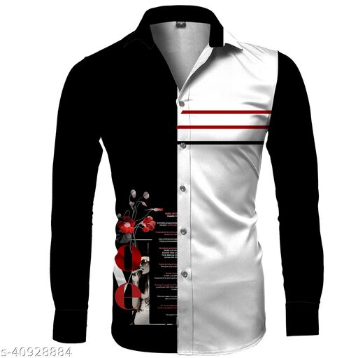 Trendy Sensational Men Shirt Fabric