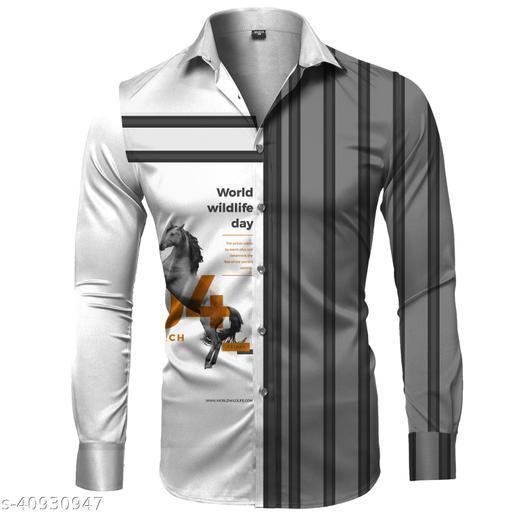 Classy Fashionable Men Shirt Fabric