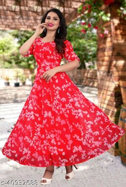 Trendy Fashionable Women Gowns