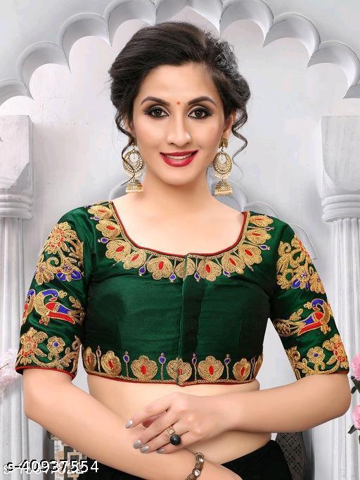Bandhan Silk Blouse