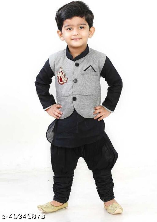 Modern Fancy Kids Boys Sherwanis
