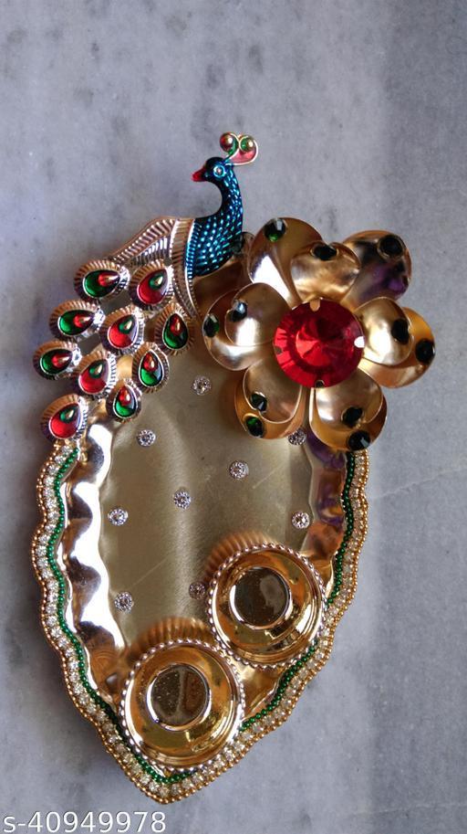 Allure Graceful Rakhi Plate