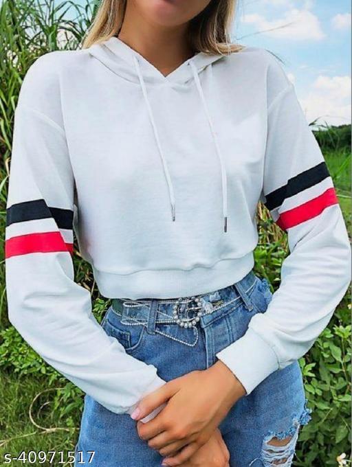 Simpel Crop Top For Women
