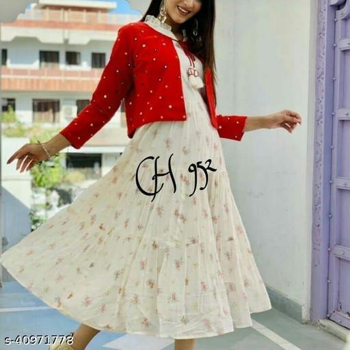 Abhisarika Petite Women Gown