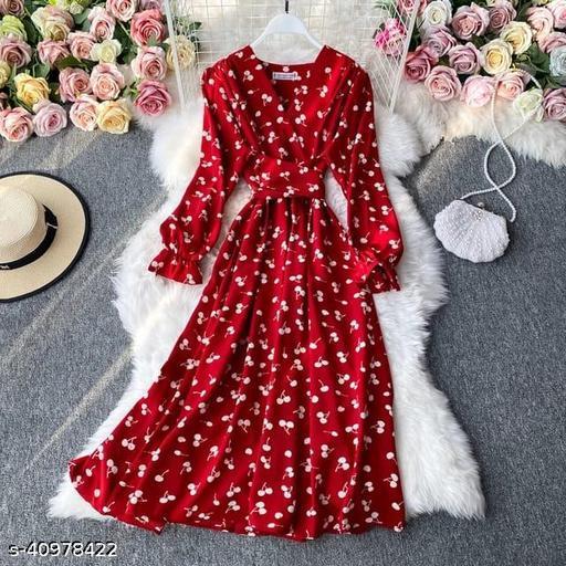Woman's fancy Dresses