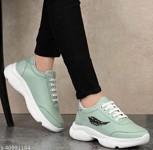 Adiso Stylish Casual Sports Shoe Sneakers For Women Sneakers