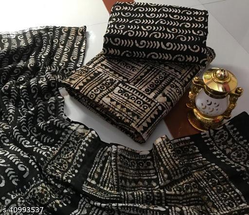 Alisha Alluring Semi-Stitched Suits