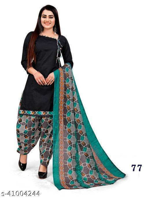 Women's Viscose color printed Readymade Salwar Suit Set