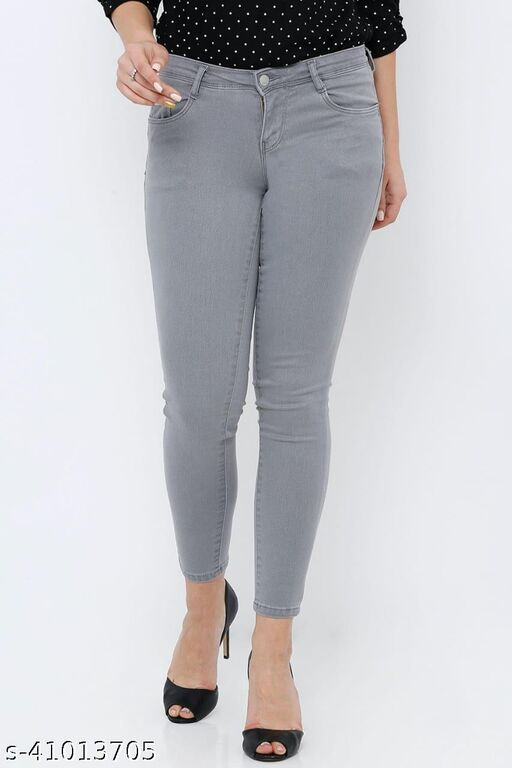 GIRLS AND WOMAN DENIM JEANS