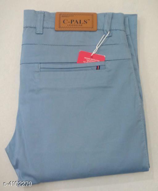 Designer Cotton Men's Trouser