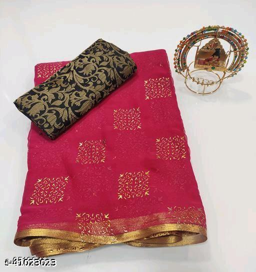 Aagam Pretty Sarees
