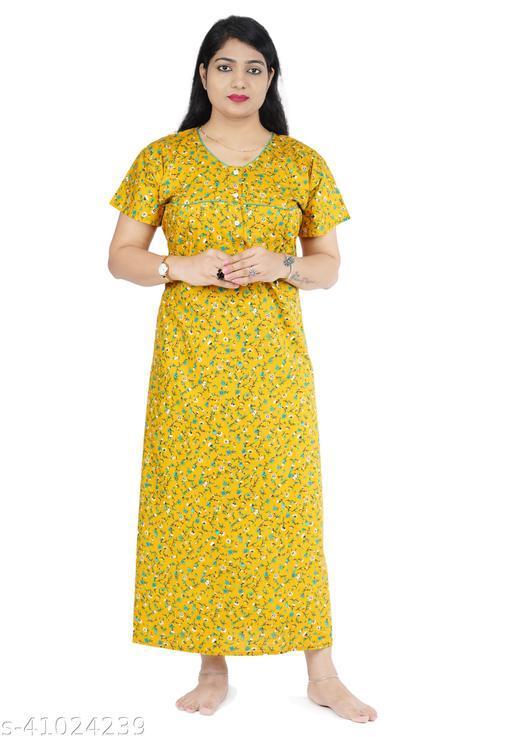 Trendy Adorable Women Nightdresses