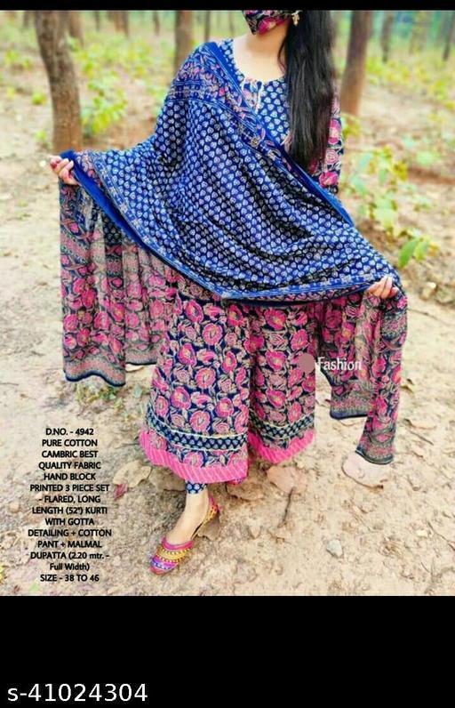 Adrika Alluring Women Kurta Sets