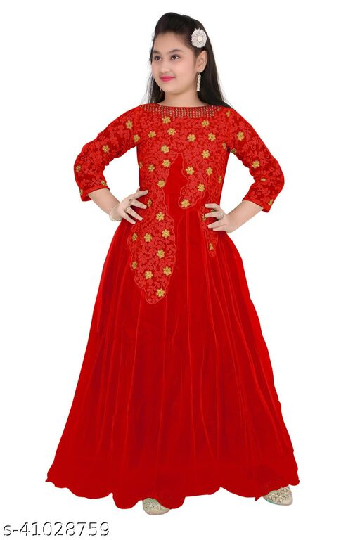 Awesome Girls Ethnic Gowns